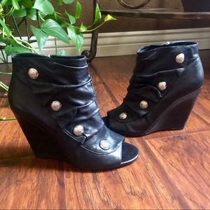 Vince Camuto Nappa Leather Boots